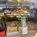 В Королеве партийцы продолжают вести мониторинг цен на продукты «борщевого набора»