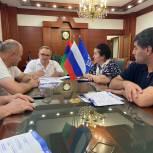 В Хасавюртовском районе выступили с предложениями в Народную программу «Единой России» в сфере образования