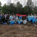 В Городищенском районе волонтеры очистили берега Юловки