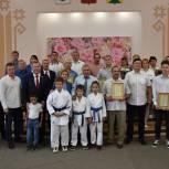 Николай Малов: В республике все больше людей, особенно молодежи, проявляет интерес к спортивным занятиям
