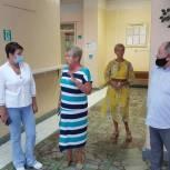 Общественная приёмка школ: депутаты продолжают проверять готовность учебных заведений областного центра к 1 сентября