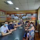 В Ленинском районе прошел приуроченный к обороне русскими войсками крепости Осовец круглый стол