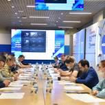 В штабах общественной поддержки «Единой России» в регионах собирают предложения в народную программу партии
