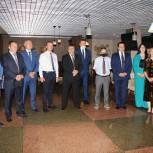 Вячеслав Фомичёв провёл встречу в рамках рабочей поездки в Мытищи