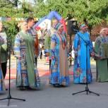 В Железнодорожном районе Рязани состоялся праздник в честь Дня города