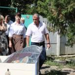 Владимир Константинов: «Все жители, пострадавшие из-за наводнения, получат компенсационные выплаты на устранение последствий стихии»