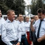 Иван Солодовников: Дороги - проблемный вопрос для Дмитриевского района