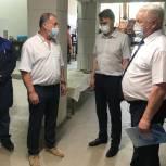 Истринские единороссы встретились с руководством подразделения ядерного центра ВНИИТФ им. Е.И. Забабахина