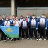 Депутат Валерий Савельев проводил екатеринбургских волейболистов на Паралимпиаду в Токио