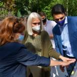 Ирина Белых: «Название для монумента на аллее «Подвиг врачей» выберут москвичи»