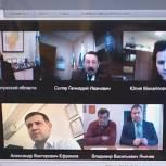 Геннадий Скляр обсудил с калужанами развитие музея Маршала Г.К Жукова и проведение капремонта школы в Бабынинском районе