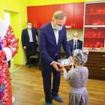 Владимир Ружицкий принял участие в акции «Ёлка желаний» Мы вместе»