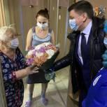 Иван Квитка поздравил ветеранов с наступающими новогодними праздниками