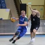 Мы – единая команда. В Смоленске завершен первый этап Фестиваля баскетбола 3х3 ЦФО