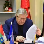 Эрнест Валеев провел прием жителей по юридическим вопросам