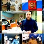 Около 13 тысяч медиков каждый день доставляют к пациентам автоволонтеры «Единой России»
