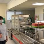 Воробьев: Готовить еду для учеников, по возможности, необходимо непосредственно в школах
