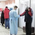 Волонтерский центр Центрального района активно помогает медицинским учреждениям