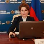 Юлия Рокотянская провела личный прием граждан