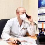 Роман Пономарев оказал помощь северянам в прохождении медобследования