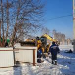Матери-одиночке из Кугарчинского района провели газ и отопление после обращения в приемную «Единой России»