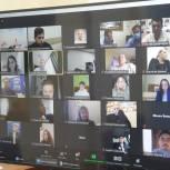 Волонтеры из разных концов Москвы встретились на городском Социальном онлайн-форуме