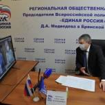 Александр Богомаз рассказал о строительстве в регионе ФОКов и обеспеченности бесплатными антиковидными лекарствами