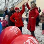 В Серпухове дети из социально-реабилитационных центров получили новогодние подарки