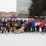 В Пензе дан старт девятому зимнему сезону игр в рамках партпроекта «Детский спорт»