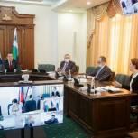 Белгородские волонтёры приняли участие в социальном онлайн-форуме «Единой России»