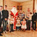 Многодетная семья, ожидающая восьмого ребенка, встретит праздник  в новом большом доме