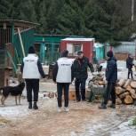 Всемирный день домашних животных отметили общественники Пушкинского округа