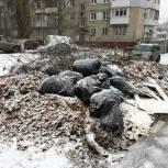 Панков: Сейчас главное – вывоз накопившихся веток и листьев из частного сектора