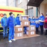 Дмитрий Осипов: Волонтеры активно помогают в условиях пандемии