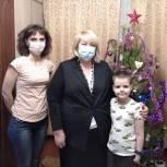 Ольга Болякина приняла участие в акции «Ёлка желаний»