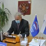 Юрий Смирнов принял участие в декаде приемов, приуроченной к 19-летию Партии