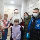 В Ряжском районе провели акцию «Новый год в каждый дом»