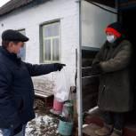 Единороссы оказывают волонтерскую помощь находящимся на самоизоляции рязанцам