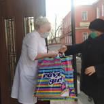 Елена Митина посетила больницу им. Н.А. Семашко