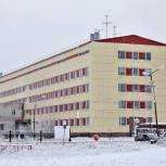 Депутат Госдумы доставил в окружную больницу НАО новогодние подарки
