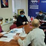 Пушкинские депутаты пытаются помочь семье пенсионеров в споре с владельцем поселка, где они купили дом