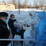 Андрей Голубев за личный счет обеспечивает медиков «красной зоны» горячими обедами