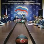 В Смоленской области стартует новый баскетбольный проект