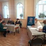 Щацкие единороссы выступили инициаторами новогодней акции в поддержку медицинских работников