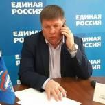 Сергей Агапов провел прием граждан