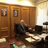 Депутат Тагир Исмаилов рассмотрел обращения граждан