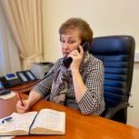Министр образования и молодежной политики Рязанской области ответила на вопросы рязанцев