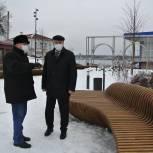 Юрий Смирнов: Обновленная площадь Революции преобразит центр Кинешмы