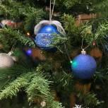 Лидер кубанских единороссов Николай Гриценко поздравил жителей Кубани с Новым 2021 годом и Рождеством Христовым