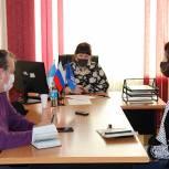 Обращения жителей Уссурийска поступили на контроль депутата Юлии Марченко